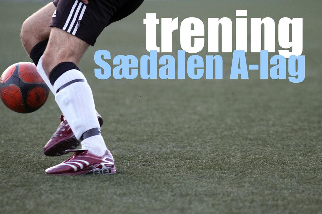 A-lag: Trening