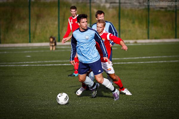 A-lag: Sædalen IL - Ask Fotball 5-2: Ardian Lomesi © Bernt-Erik Haaland / fotballbilder.no