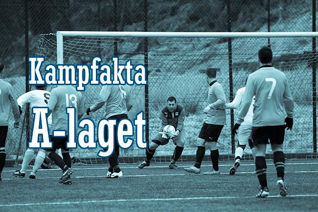 Kampfakta A-laget © fotballbilder.no