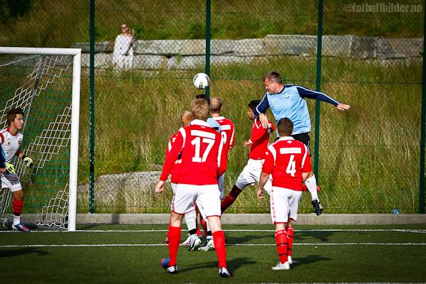 A-lag: Sædalen IL - Ask 5-2: Marius Reikerås © Bernt-Erik Haaland / fotballbilder.no