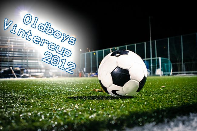 Oldboys: Vintercup 2012 Foto: © Bernt-Erik Haaland / fotballbilder.no
