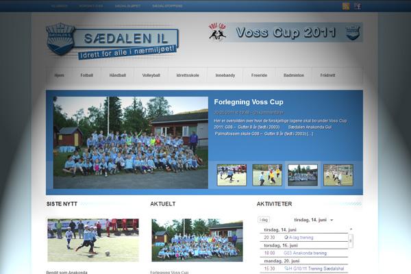 Ny hjemmeside www.sedalenil.no