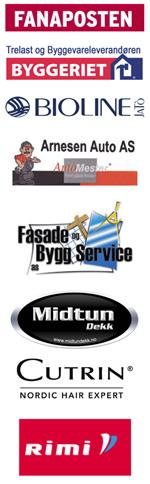Sponsorer Sædalensløpet 2012