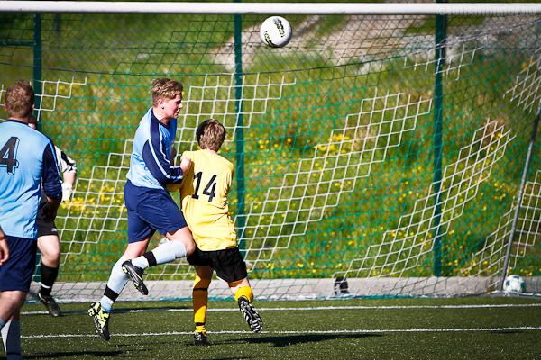 A-lag: Sædalen IL - Ramsøy 2-1: Tommy Cindahl © Bernt-Erik Haaland / fotballbilder.no